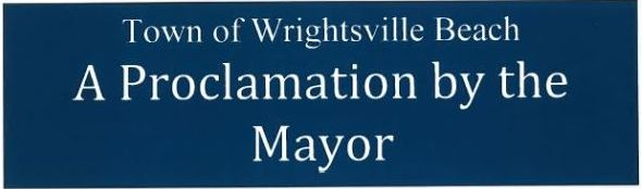 Wrightsville Beach Dyslexia Awareness Proclamation