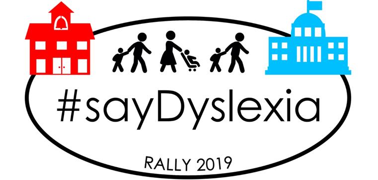 SayDyslexia Rally