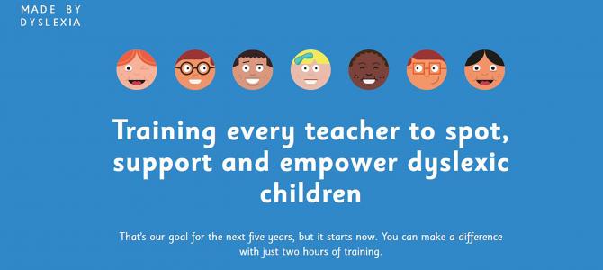 Made by Dyslexia: Dyslexia Awareness Training